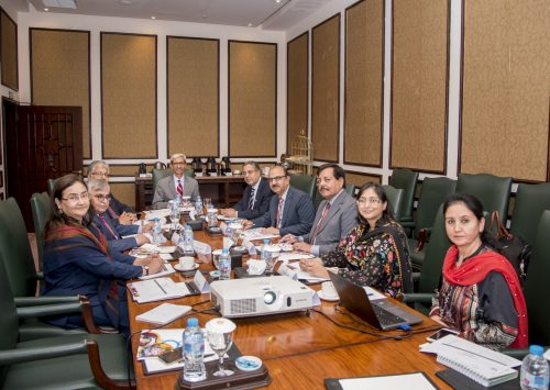 First Meeting of the General Body of Pakistan Alliance for Early Childhood