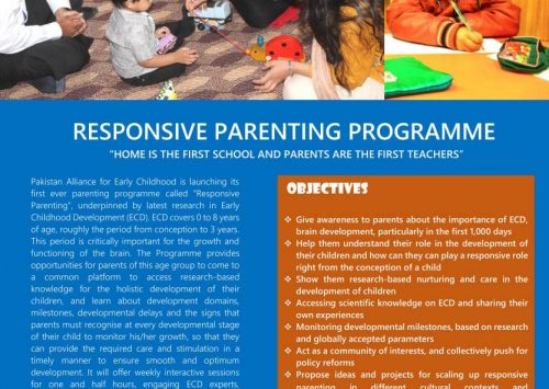 Responsive Parenting Programme